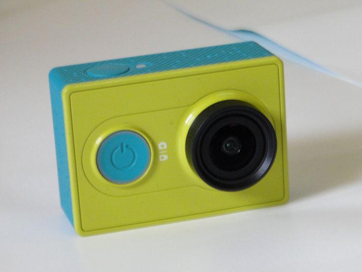 Xiaomi Yi Sports Action Camera