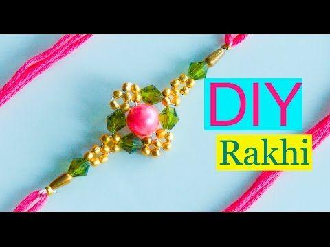 How to make rakhi for Raksha Bandana | DIY rakhi