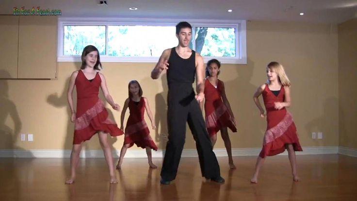 Salsa Basic Dance Step - learn Latin Salsa Dance Lessons for kids salsa dancing - YouTube #learntodan…   Salsa dance lessons. Salsa dancing ...