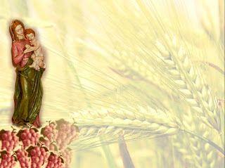 Nuestra Señora de la Eucaristía: Quién es el Niño que nos trae la Virgen de la Eucaristía