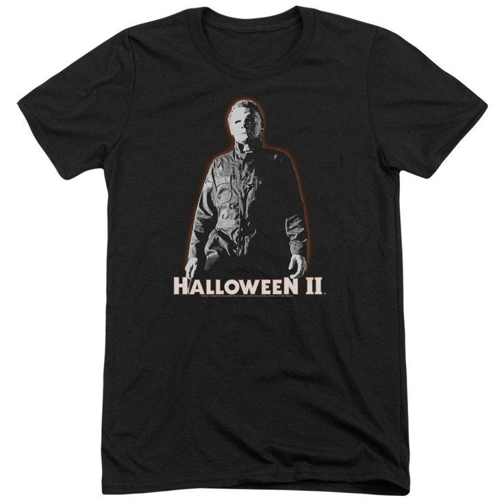 Halloween II - Michael Myers Adult Tri-Blend T-Shirt