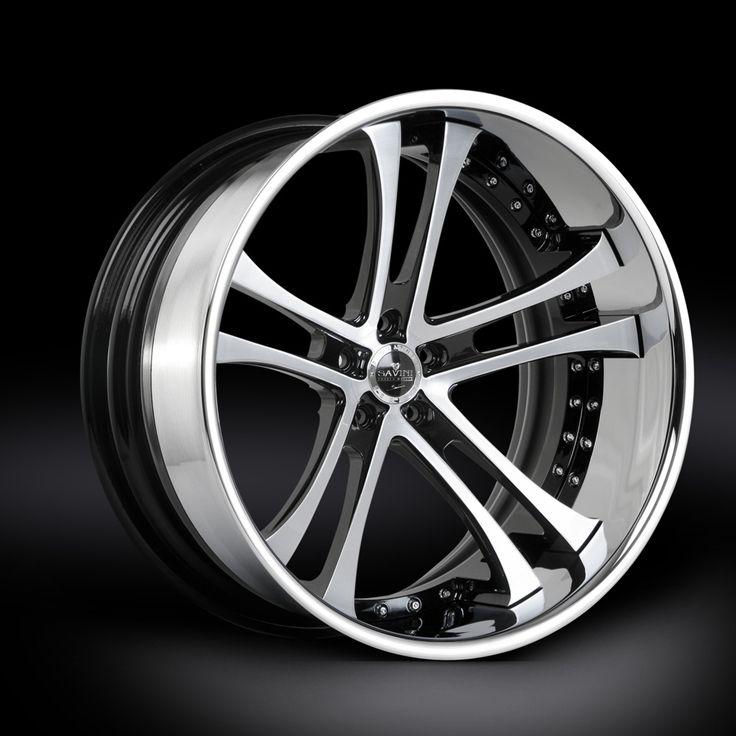 Savini SV21-C XC Wheels