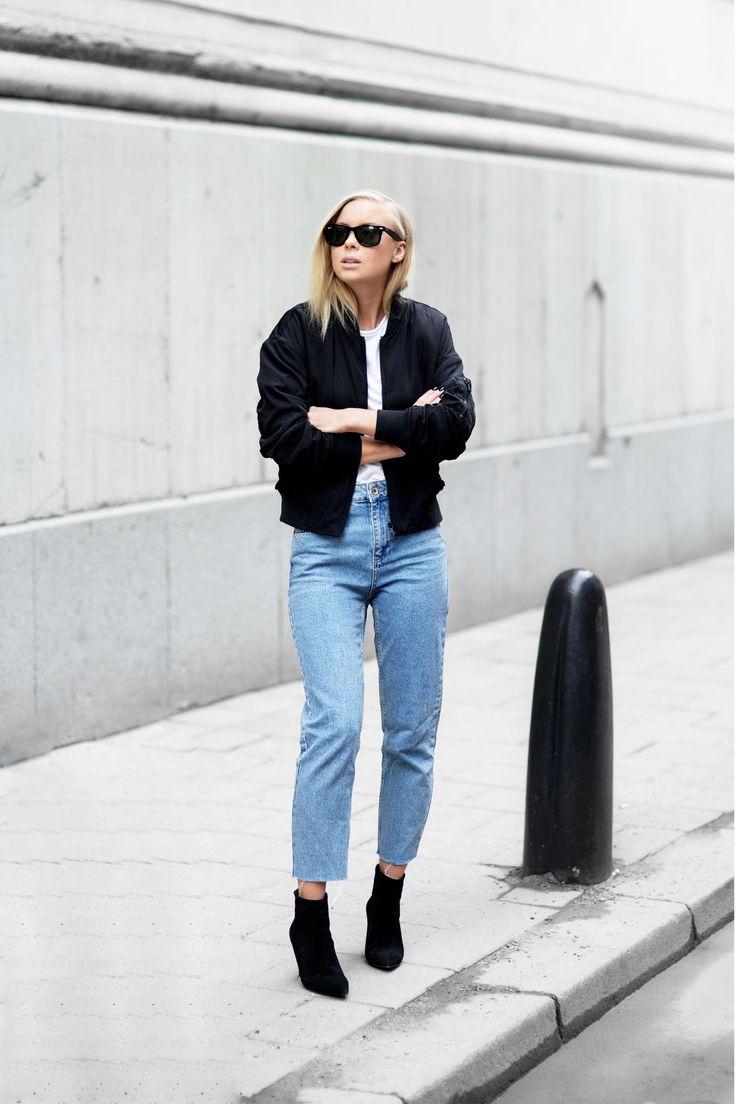 Bird Denim Jacket, Veste en Jean Femme, Noir (Black 01), 36New Look