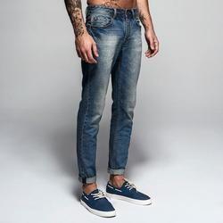 ECHO Men's Blue Skinny Jeans