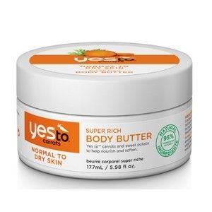Yes To Carrots Super Rich Body Butter 170ml
