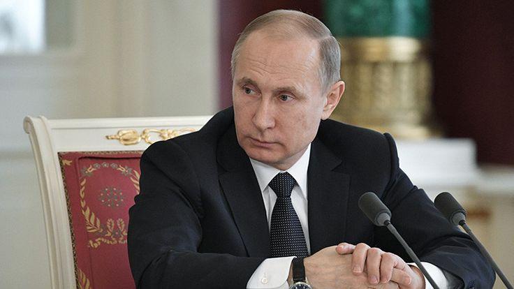 """Putin tilda el ataque contra Siria como """"una agresión contra un país soberano"""" - RT"""