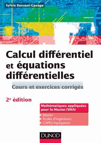 Calcul différentiel et équations/Sylvie Benzoni-gavage, 2014 http://bu.univ-angers.fr/rechercher/description?notice=000604734