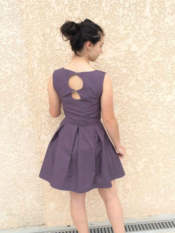 Mariage robe cocktail. Voir plus. OPALE ado, Grains de Couture Hommes \u0026  Femmes, Ivanne SOUFFLET, by Ethanielle