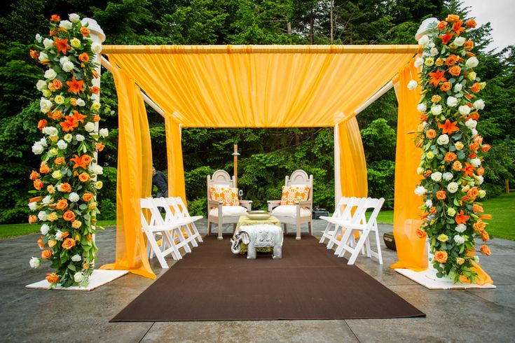 48 Best Outdoor Wedding Ideas Images On Pinterest: 39 Best Images About Indian Mandap & Decor Inspiration