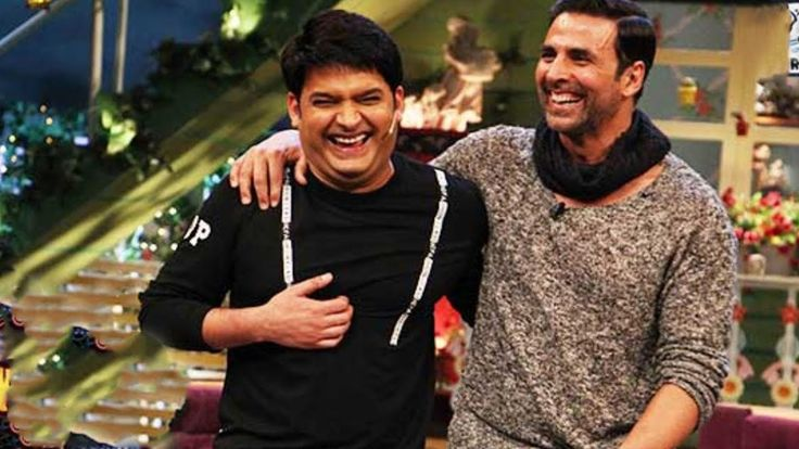 Kapil Sharma with Akshay Kumar Comedy |The Kapil Sharma Show