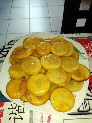 Les trouvailles de Lilona: Biscuits au miel (sans lactose)