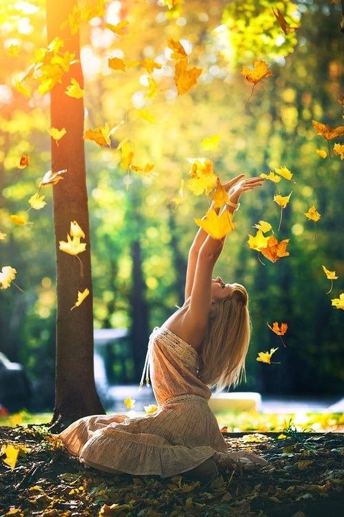 Embrace and celebrate change as we slip into a new season… (My favorite one of all, Autumn!) ~Charlotte (PixieWinksFairyWhispers)