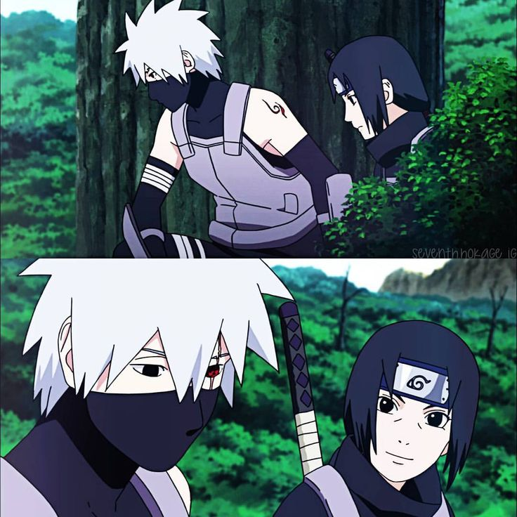 ⠀ QOTD: Would you rather be an Anbu or Akatsuki member? AOTD: Anbu  ⠀ This episode probably was a blessing for Itachi & Kakashi fans  I loved seeing these two go on a mission together as Anbu members! ⠀ ⠀ ⠀ ▷Naruto Shippuden ep. 359 ◁ ⠀ ⠀ {#kakashi #kakashihatake #itachi #itachiuchiha #anbu #uchiha #narutoshippuden #ninja #anime}