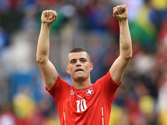 Team News: Taulant Xhaka and Granit Xhaka on opposing sides as Albania face Switzerland