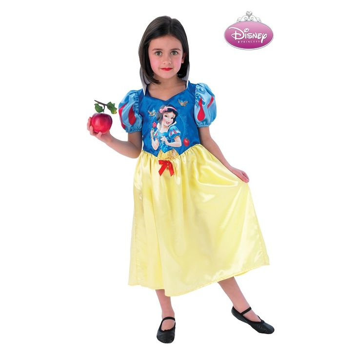 Disfraz Blancanieves Strorytime Cl Infantil