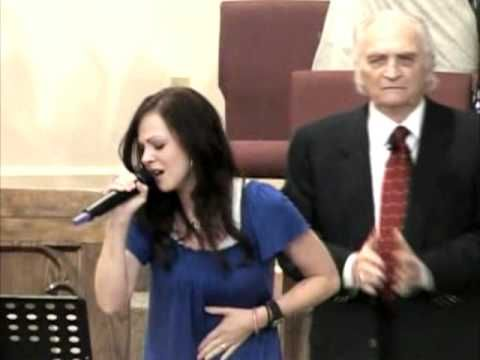 Mercy Seat- Karen Wheaton...God used this song in a mighty way to save my life.  I remember it like it was yesterday.  Summer of 1998 at Pensacola, FL Brownsville Church Youth Conference, sung by Charity James...this girl also rocks the song!  It still gives me chills every time I hear it.