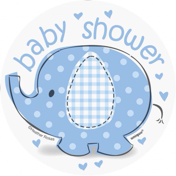 Elefante Baby shower | Baby shower | Pinterest | Showers ...