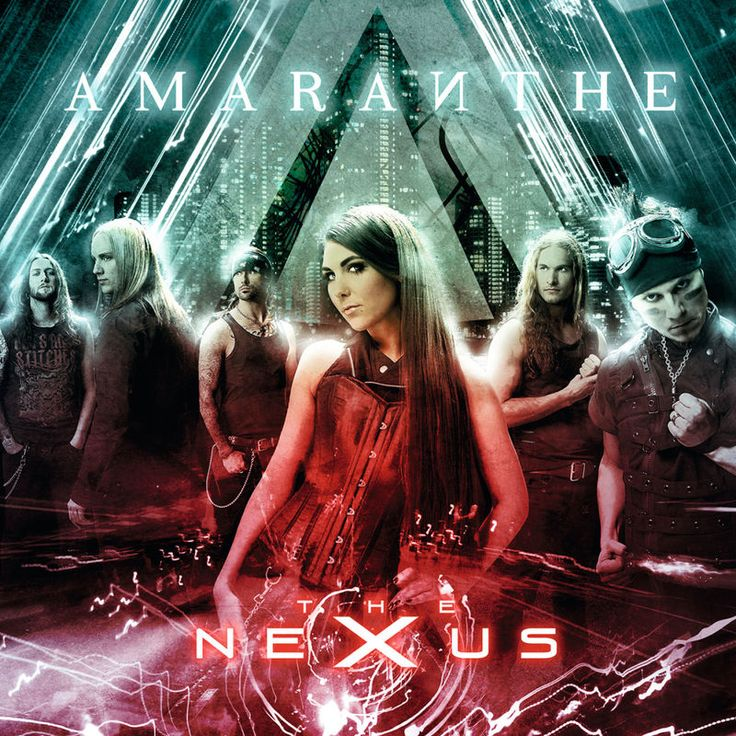 Electroheart by Amaranthe - The Nexus