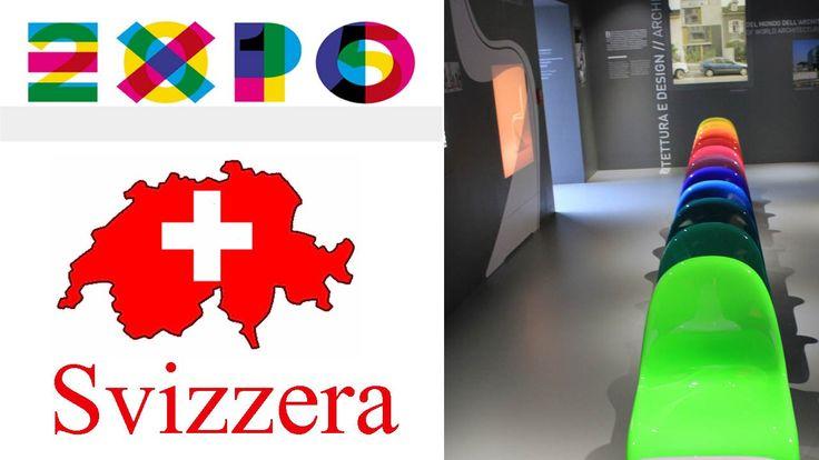 Swiss paviglion in Expo 2015 (MIlan)