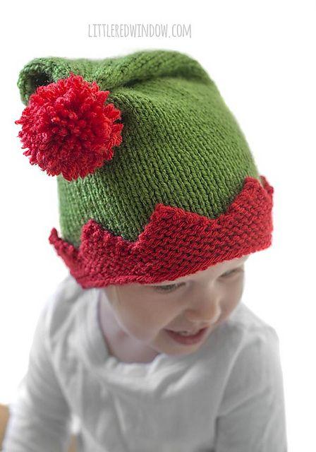 19db5c1b132 Ravelry  Christmas Elf Hat pattern by Cassandra May