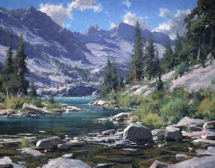 Matt Smith, Blue Lake