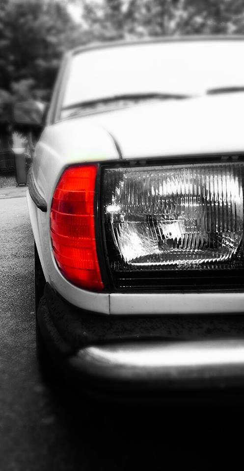 W123 Mercedes Benz