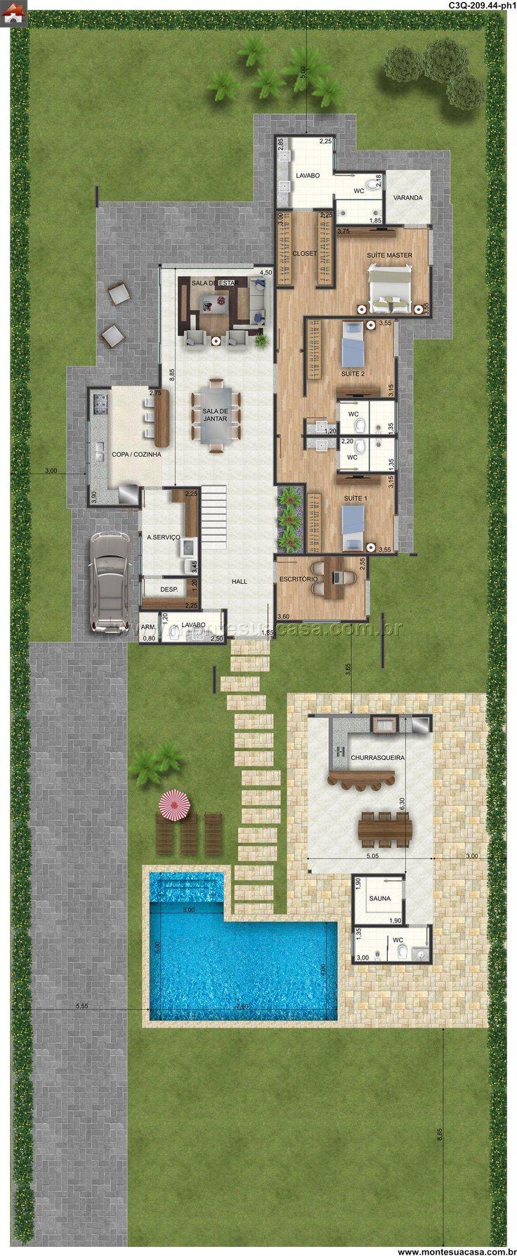 Casa 0 Quartos - 209.44m²