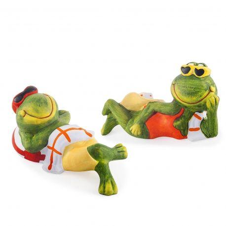 Belinda U0026 Jeremy Sunbathing Garden Frog Ornaments #garden #ornament  #sunbathing #frog | Animal Garden Ornaments By Gardens2you | Pinterest | Garden  Ornament ...