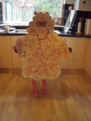 Mr Messy - Top World Book Day Costume ideas - Netmums