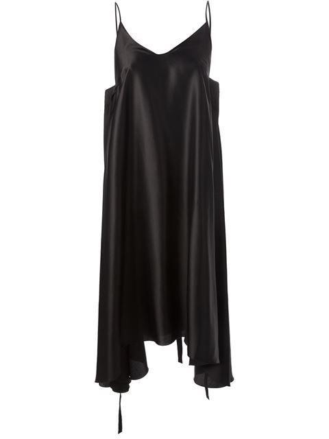 Shoppen Mm6 Maison Margiela Asymmetrisches Kleid mit lockerer Passform von Societe Anonyme from the world's best independent boutiques at farfetch.com. Over 1500 brands from 300 boutiques in one website.