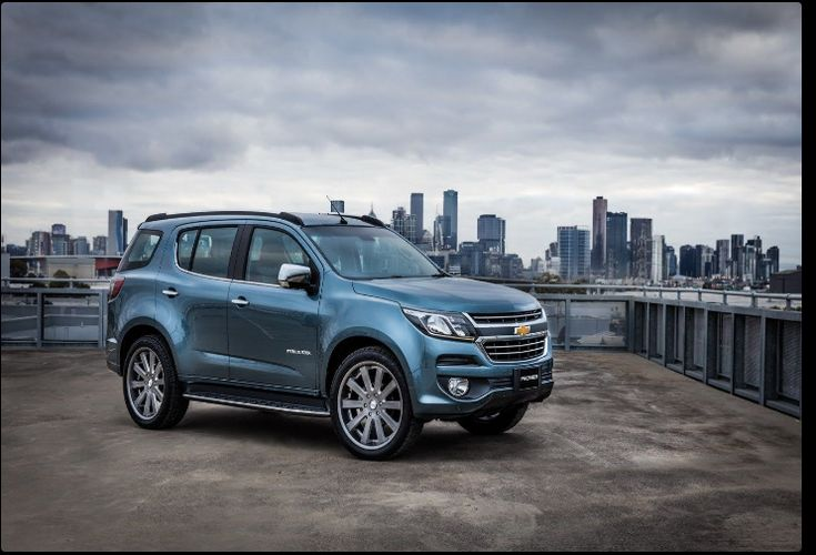 The 2019 Chevrolet Trailblazer ss offers outstanding style ...