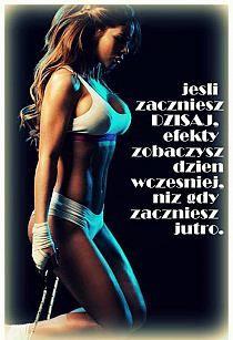 fitness motywacja