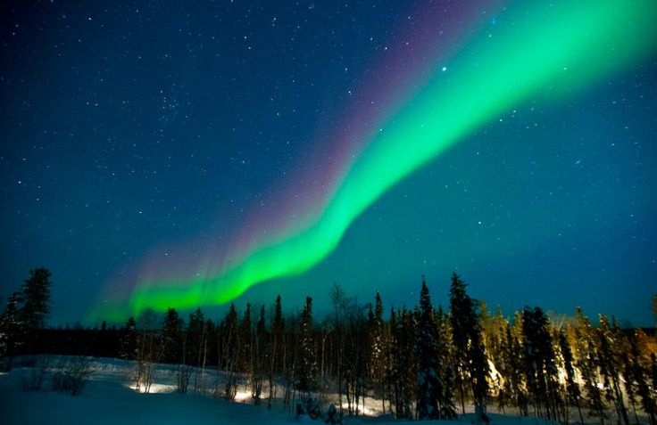 """Northern Lights in Canada. Canadian Geographic has a brilliant map of Aurora locations online & """"dark sky finder"""" helps zero in on prime viewing spots. 8,000 acre site at Whistler Blackcomb in British Columbia- an hour 1/2 south is Vancouver."""