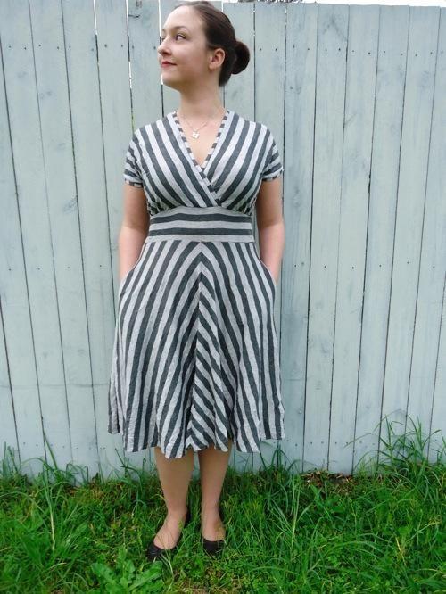 (9) Name: 'Sewing : Tiramisu Knit Dress | Cake Patterns