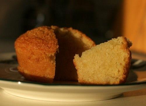 Чадейка - Миндальные кексы на белках