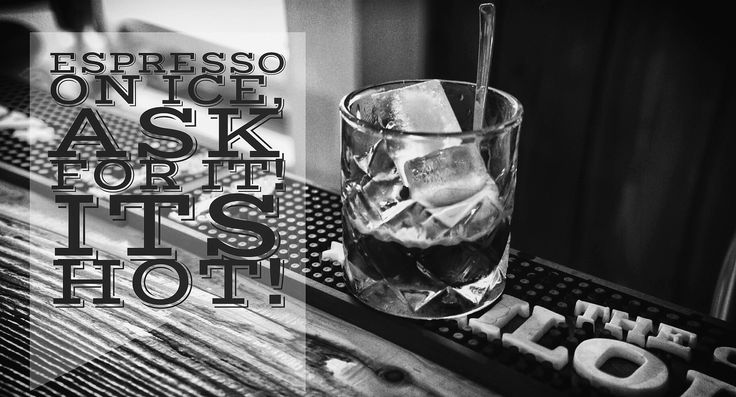 Espresso on Ice ask for it, it's HOT! We have a simple traditional italian espresso @marcoilfigarobarbiere for the hot summer just ask for it you will love it! #espressoonice #caffeinghiaccio #schwarzenbach #zurichbarber #zurich #switzerland#italiancoffe#marcoilfigaroebarbiere #italiantradition #barber #barbershop #barberbar #barbiere#caffe #italiano#london#losangeles