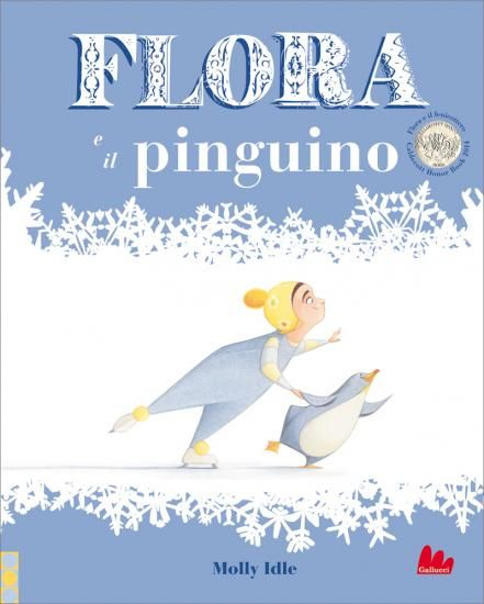 How adorable is the title for the Italian edition of Flora and the Penguin?!