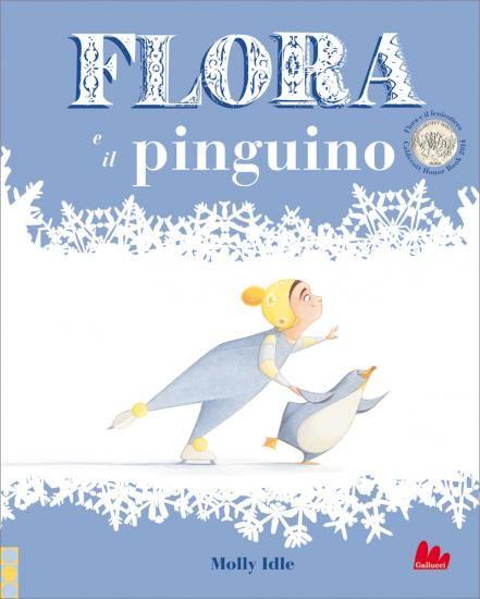 """teste fiorite. libri per bambini, spunti e appunti per adulti con l'orecchio acerbo: Lettura della buonanotte: """"Flora e il pinguino"""""""