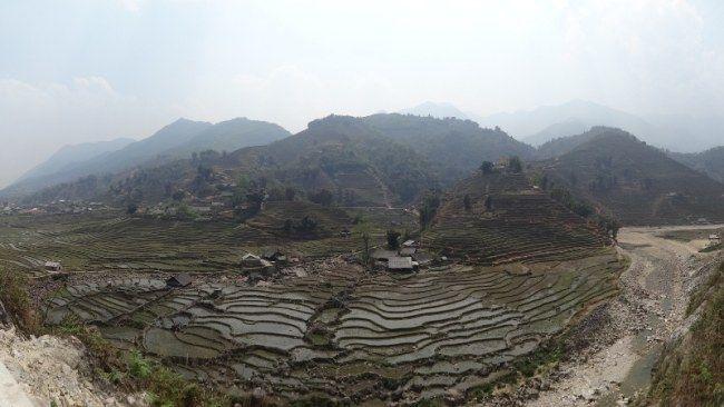 The Valley of Sa Pa, Vietnam