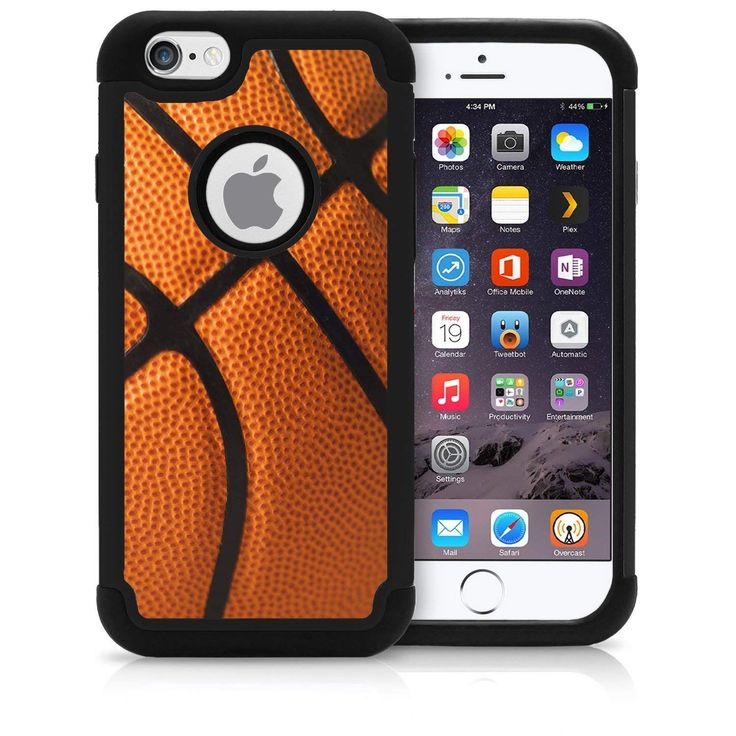 Great Protection Basketball Phone Case Hybrid Case for