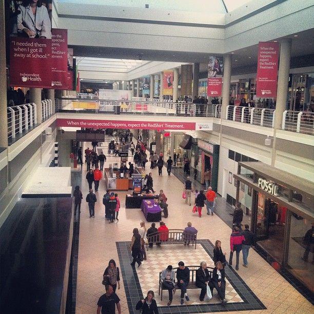 Walden Galleria Mall in Cheektowaga, NY