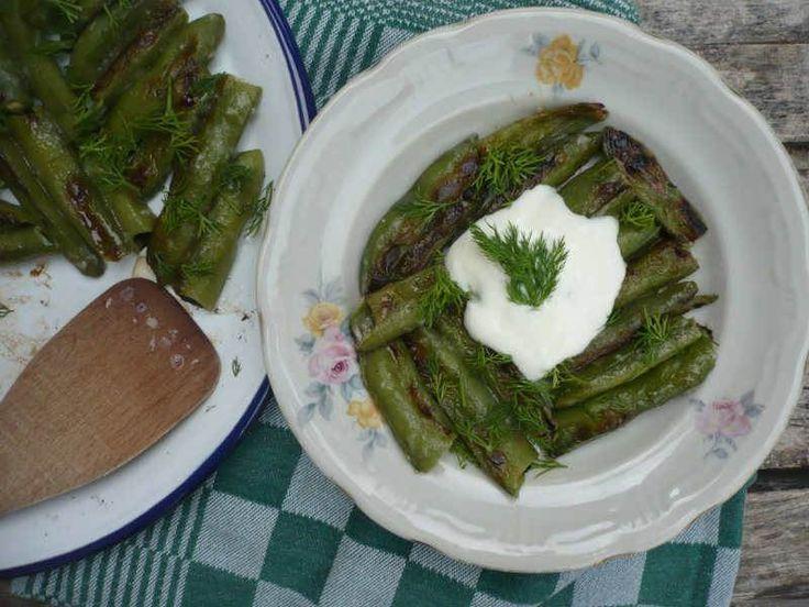 Bakla Kızartması                        -  Sibel Göktürk #yemekmutfak
