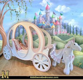 Princess Carriage Bed Plans Images & Pictures - Becuo