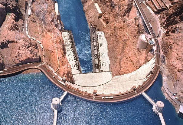 US - One of the most amazing places I visited, the Hoover Dam. An awesome experience and great history.