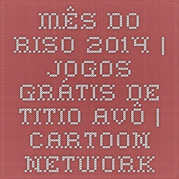 Mês do Riso 2014 | Jogos grátis de Titio Avô | Cartoon Network