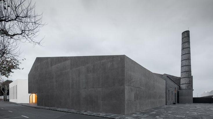 Arquipélago Centre des Arts Contemporains, Ribeira Grande, Les Açores, Portugal