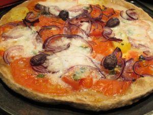 Veganer Mozzarella zum selber machen, schmilzt auf Pizza, Kokosbasis, vegan, eifrei, cholesterinfrei, laktosefrei
