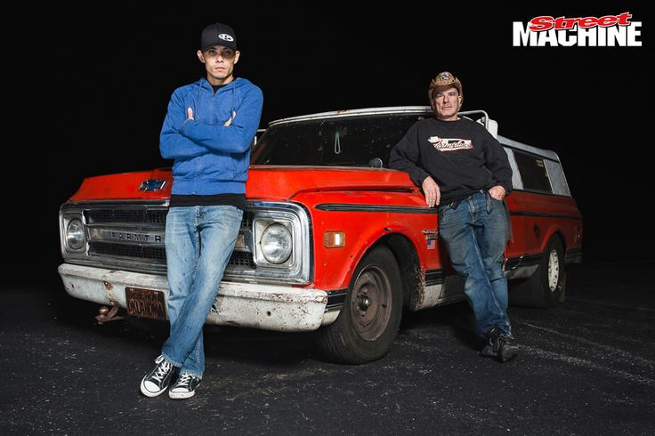 farmtruck & azn street outlaws