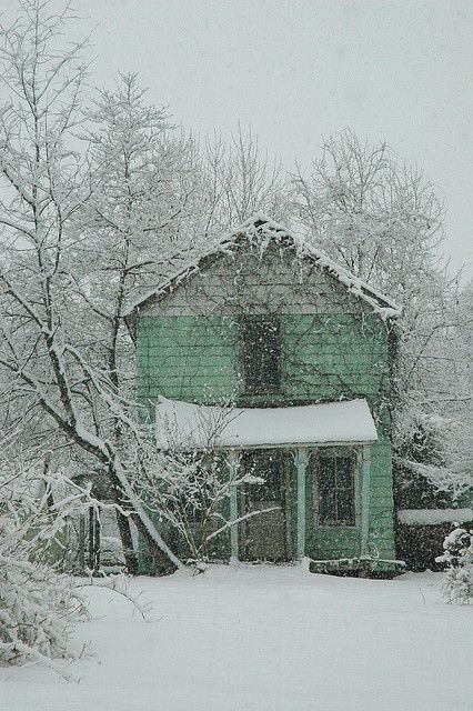 Abandoned House in Winter  Vienna  VA   Flickr   Photo Sharing