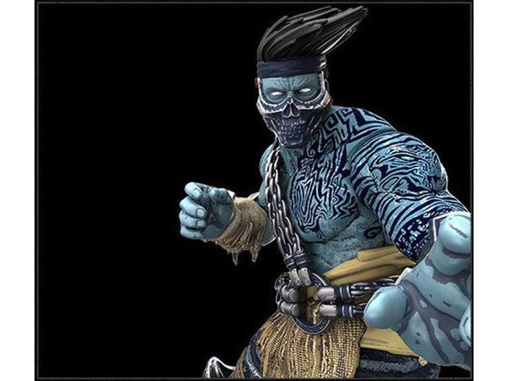"Killer Instinct 6"" Figure Wave 01 - Shadow Jago - Killer Instinct Figures"